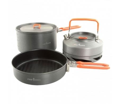 Fox Cookware 3pc Set