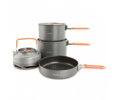 Fox Cookware 4pc Set