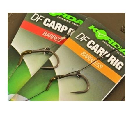 Korda Ready Tied DF Carp Rigs