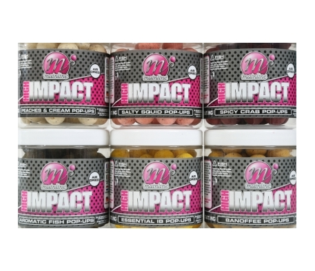 Mainline High Impact Pop - ups 15mm