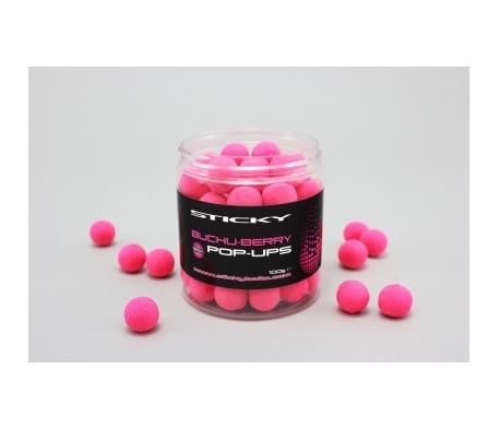 Sticky Baits Buchu-Berry Pop-Ups