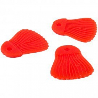 Fox Rage Predator Bait Fins - Red