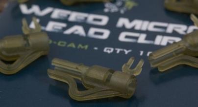 Nash Micro Weed Lead Clip