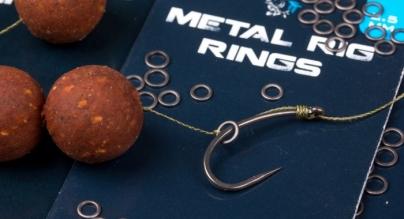 Nash Metal Rig Rings