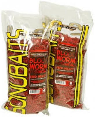 Sonu Baits Bloodworm Pellet
