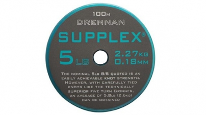 Drennan Supplex 50m Hooklength Spools