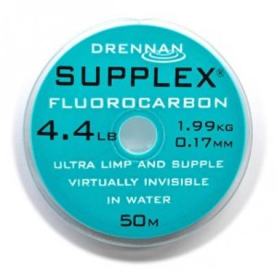 Drennan Supplex Flurocarbon 50m