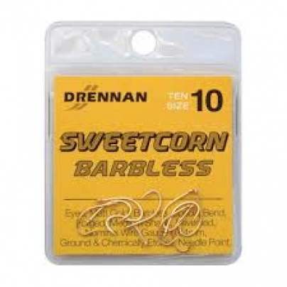 Drennan Sweetcorn Eyed Hooks