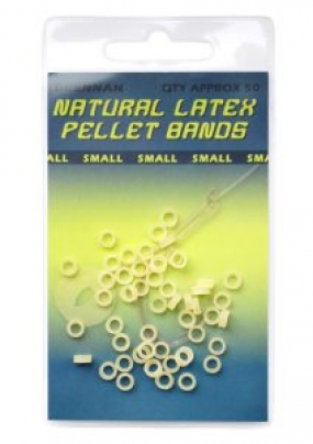 Drennan Natural Latex Pellet Bands