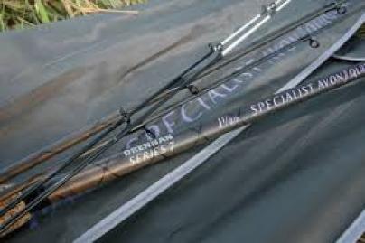 Drennan Series 7 Specialist Rods