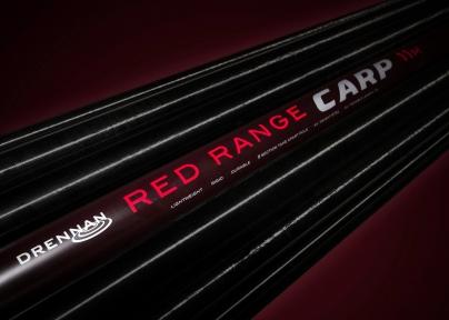 Drennan Red Range Carp 11m