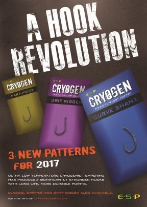 ESP Cryogen Hooks 2017 Patterns