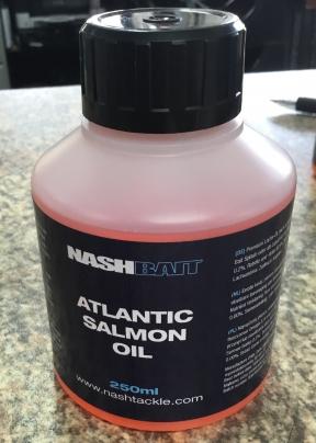 Nash Bait Atlantic salmon oil