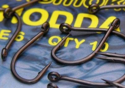 Atomic Chodda Carp Hooks