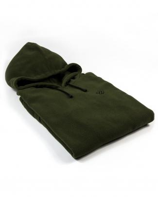 Wofte Olive Fleece Hood