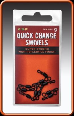 Esp Quick Change Swivels sz 9