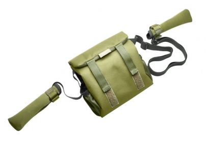 Trakker Elasticated Rod + Reel System