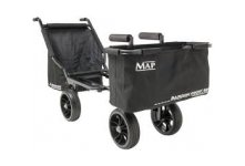 MAP X4 Wheel Barrow Front Bag