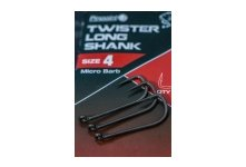 Nash Pinpoint Twister Long Shank Hooks