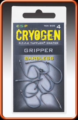 ESP Cryogen Gripper Barbless