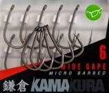 Korda KamaKura Hooks Wide Gape