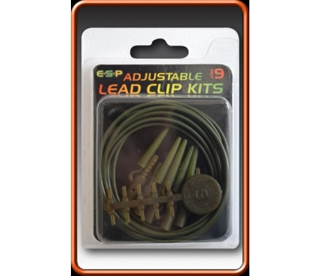 ESP Adjustable Lead Clip Kits