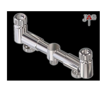 Jag Stainless 2 Rod Adjustable Buzz Bars