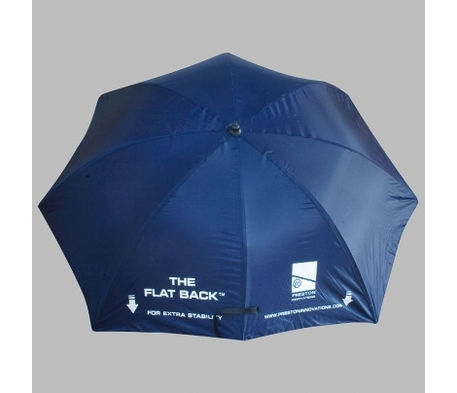 Preston 50' flat back brolly