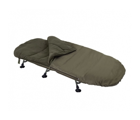 Trakker Big Snooze + Sleeping Bag