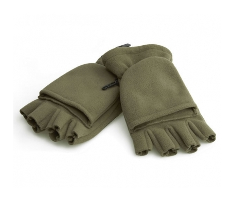 Trakker Polar Fleece Fold back Gloves