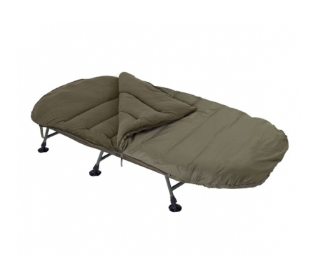 Trakker Big Snooze + Wide Sleeping Bag