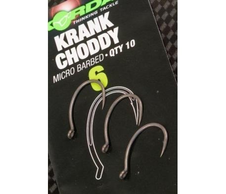 Korda Krank Choddy Hooks