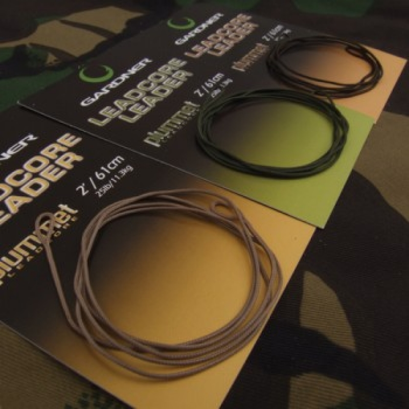 Gardner ready tied leadcore leaders gardner for Lead core fishing line