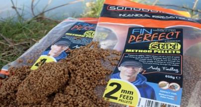 Sticky Method pellet