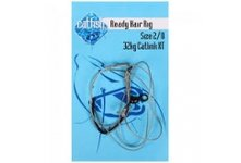 Catfish Pro Ready Hair Rigs Barbless