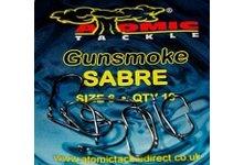 Atomic Sabre Carp Hooks