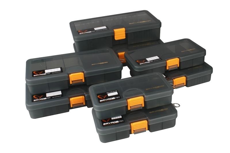 Savage Gear Lure Box Storage ALL SIZES