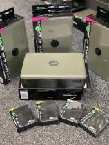 Korda Tackle Box Range
