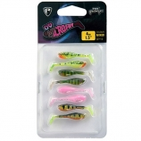 Fox Rage UV Micro Fry Mixed 4cm