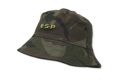 ESP Reversible Bucket Hat Olive/Camo