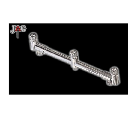 Jag Stainless 3 Rod Adjustable Buzz Bars