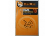 GURU MATCH WIDE GAPE BARBED
