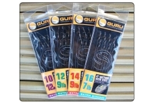 GURU METHOD HAIR RIGS 4 INCH